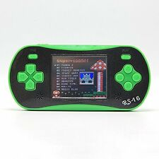 "JXD 2.5"" LCD Portable Handheld Video Game Console 3 X AAA Built-in 260 No Repeat"