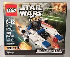 Lego Star Wars 75160 U-Wing Microfighter New Rare Series 4 Rogue One Last Jedi