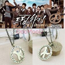 Dream High 2PM Kim Soo Hyun Joong K Lucky Star Instant Karma Necklace Pendant