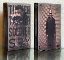 TINKER TAILOR SOLDIER SPY [Blu-ray] Ltd 1200, (STEELBOOK) Full Slip B~/ Region A