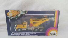 Siku 1/55 Scale Mack Wreck Truck 2917