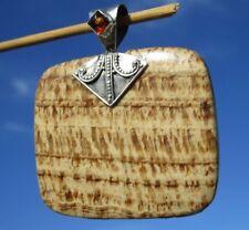 Aragonit aus Peru - Anhänger Silber 925 !