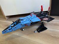 LEGO - Technic Air Race Jet - 42066 - 90% Complete!