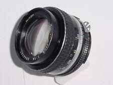 Nikon 50mm F/1.4 NIKON AI MANUAL FOCUS STANDARD LENS