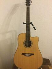 Vintage Electroacoustic Cutaway Guitar [VEC 501N]