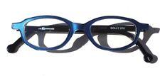 New Vtg 1998 L.A. Eyeworks Retro Abstract Eyeglasses Ice Blue 272 Glasses