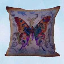 US Seller- vintage butterfly cushion cover throw pillow covers