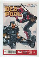 Deadpool #36   NM 2012 Sixis  Duggan Hawthorne Pallot Bellaire  Marvel Comics
