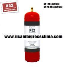 GAS REFRIGERANTE R32 BOMBOLA DA KG.1 - NETTO GR.800