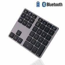 Wireless Bluetooth Numeric Keypad Numpad Office Desktop PC Windows 35 Keys