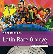 Rough Guide To Latin Rare Groove (Vol. 2) VARIOUS Audio CD