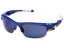 Oakley Fast Jacket Sunglasses OO9097-2772 Team Blue/Ice Iridium