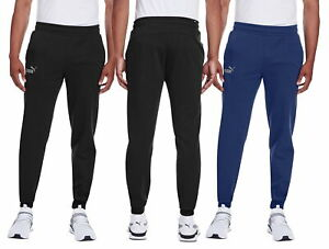 Puma Mens Joggers Sport Adult Logo Sweatpant 596989 - New 2021
