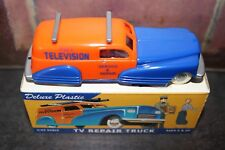 jouet Dimestore Dreams 1/43 VOITURE 1940 AMERICAINE TV REPAIR TRUCK EN BOITE