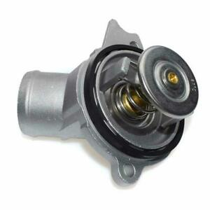Genuine Mercedes-Benz Engine Thermostat w/ Housing Water Coolant OE 1122030275