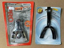 New Seven Shock Doctor Mixed Lot of Strapped Mouthguards - Adult Sized