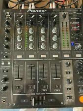 Pioneer DJM-700 Mixer DJ 4 Channel 32-Bit Digital Effects Sampler Midi Connect