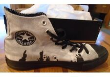 Converse Chuck Taylor White Black Sabbath Ozzy Osbourne Shoes Size 5
