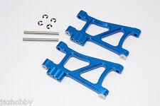GPM TT2B055 Aluminum Front Lower Suspension Arms Set (Blue) For Tamiya TT02B