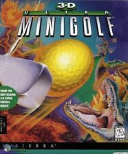 3D ULTRA MINIGOLF MINI GOLF +1Clk Windows 10 8 7 Vista XP Install