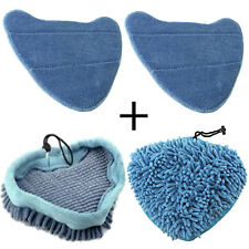Cover Pads for VAX Steam Cleaner Mop S7 S7-A S7-A+ Total Home Duet Bionaire x 4