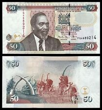 Kenia - Kenya  50 Shilingi  16-7-2010  Pick 47e   SC = UNC