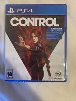 Control Game (PS4 Playstation 4) Brand New Sealed ships asap