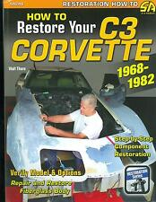 1968 69 70 71 72  74 78 79 80 81 82 CORVETTE - HOW TO RESTORE YOUR C3 CORVETTE