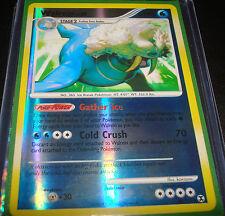 Pokemon Card/Tarjeta (Reverse-Holofoil) Walrein RISING RIVALS 140HP
