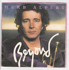 """HERB ALPERT Vinyle 45 tours SP 7"""" BEYOND - KEEPIT GOIN -AM 7684 F Réduit RARE"""