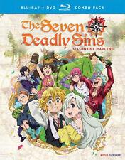 PRE ORDER: SEVEN DEADLY SINS: SEASON ONE - PART TWO (4PC) - BLU RAY - Region A