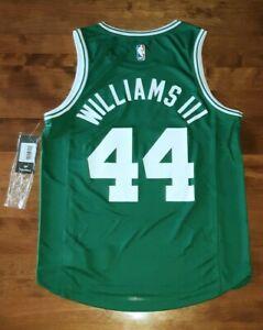 Robert Williams III Boston Celtics Authentic NBA Fanatics Jersey RARE Size Small
