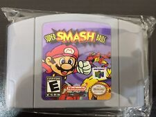 Super Smash Bros Nintendo 64 *Fast/Free Shipping* Cleaned and Working Guaranteed