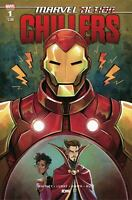 MARVEL ACTION CHILLERS #1 CVR A 2020 IDW 11/11/20 NM