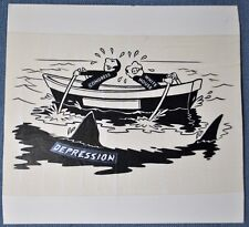BP 2012 Oil Spill Political Cartoon Art