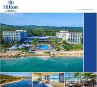 VACATION PACKAGE HILTON RESORT MONTEGO BAY JAMAICA, ALL INCLUSIVE ADULT ONLY