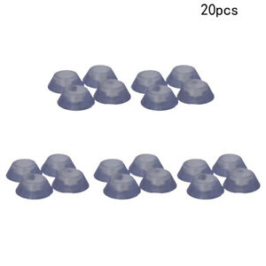 4/12/20Pcs Chair Leg Tips Table End Caps Feet Covers Furniture Floor Protector