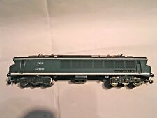 JOUEF HO 1/87 - 2 rails  -  LOCO ELECTRIQUE CC 6551 MAURIENNE ( ref 6440M)