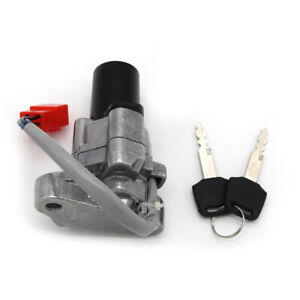Ignition Key Switch Lock Set for Yamaha XVS650 XVS650A Custom XVS650AT V-Star