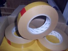 2 X ROLLS SUPERTAPE DOUBLE SIDED STRONG ADHESIVE FILM TAPE 25 MIL X 29 MTS