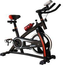 Heavy Duty Exercise Bike LED Monitor Exercise Bike