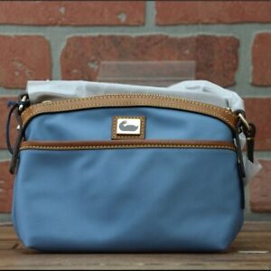 Dooney & Bourke Wayfarer Dome Crossbody Dusty Blue