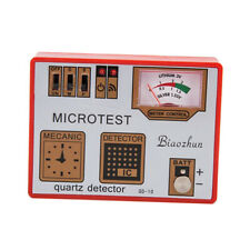 Quartz Tester Battery Tester Demagnetizer Timegrapher Watch Demagnetization NEW