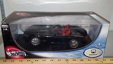 1/18 HOT WHEELS DODGE VIPER SRT-10 BLACK gd