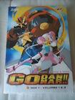// NEUF Coffret ** GOdannar ** Yasuchika Nagaoka Box 1 / 3- 2 DVD MANGA ROBOT