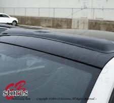 Rain Guard Sunroof Visor 1100mm Dark Smoke 3MM For 1991-1997 Toyota Land Cruiser