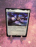 Shadowspear-Theros Beyond Death-MTG- Colorless Rare Artifact NM