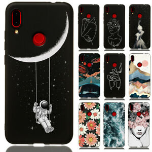 For Xiaomi Redmi Note 9 Pro 8T 7 8 Pro Slim Soft Silicone Painted TPU Case Cover