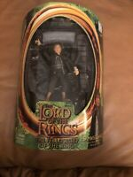 Lord of The Rings Fellowship Samwise Gamgee ToyBiz Figure - (Moria Mines Goblin