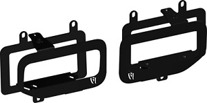 Rigid Industries 15-16 for Ford for for F-150 Dually Fog Mount - Pair D-Series (